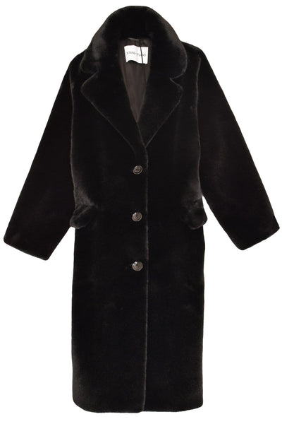 Theresa Coat in Black