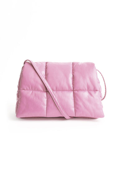 Wanda Clutch Bag in Pink
