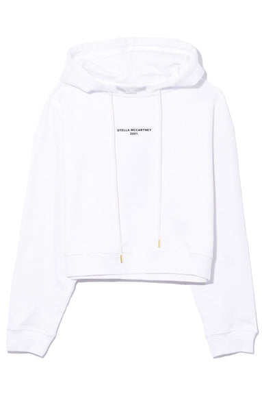 Stella McCartney 2001 Sweatshirt in Pure White