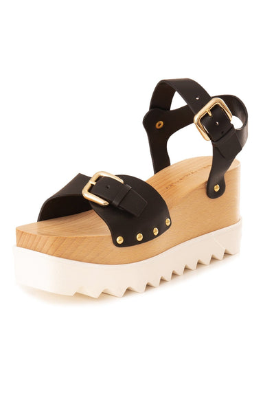 Elyse Sandal in Black