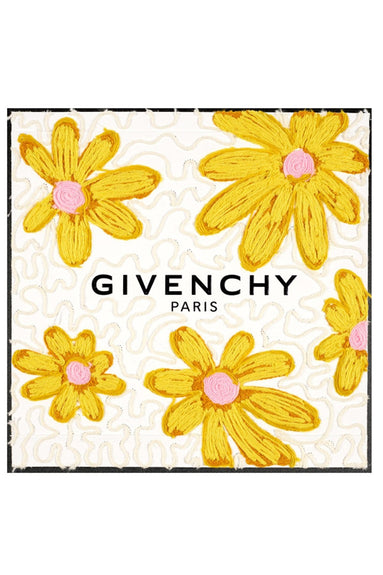 Givenchy Blooms (Yellow), 2020
