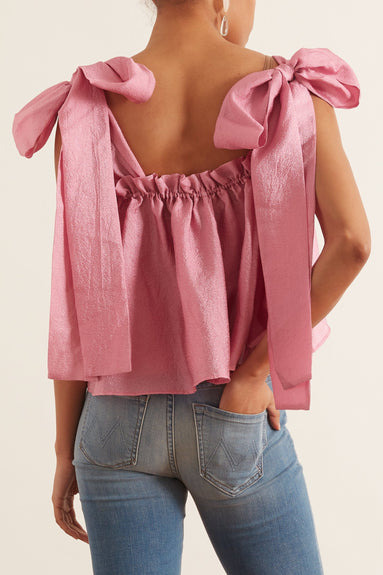 Gia Top in Pink