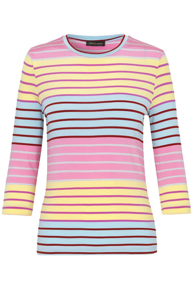 May Top in Stripes