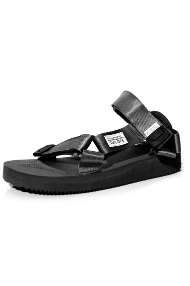 Depa Cab Sandal in Black