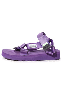 Depa Cab Sandal in Purple