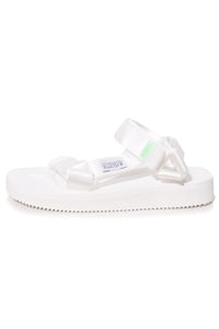 Depa Cab Sandal in White