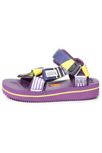 Depa V2 Sandal in Purple