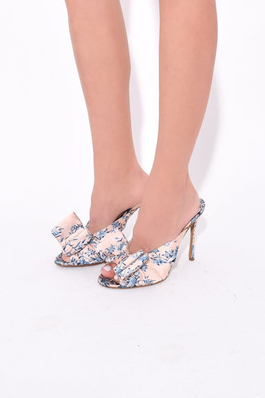 Lollie Heel in Light Pink Celeste