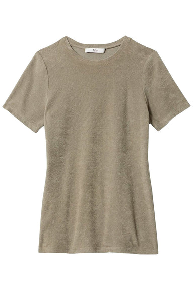 Dry Loop Terry Baby T in Moss