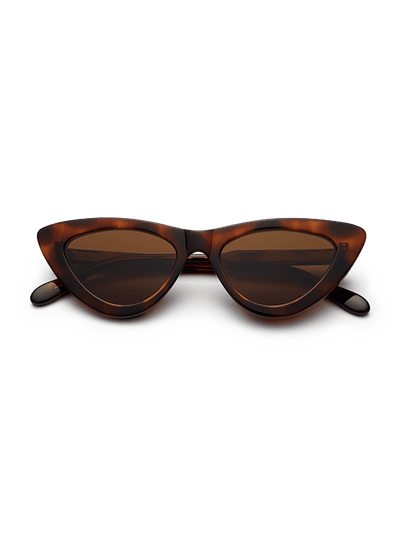 #006 Sunglasses in Tortoise