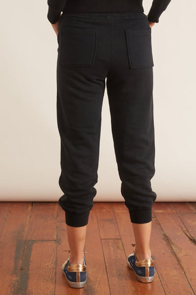 Charley Pant in Onyx