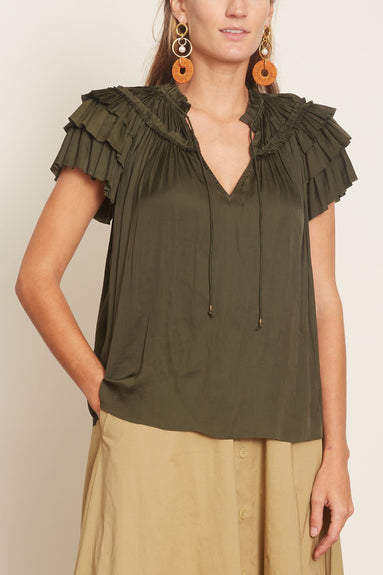 Elissa Top in Forest