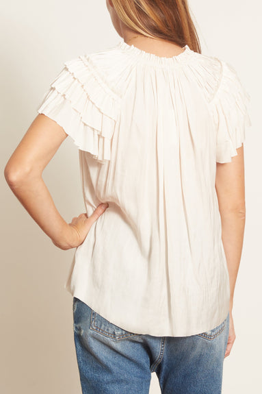 Elissa Top in Pearl