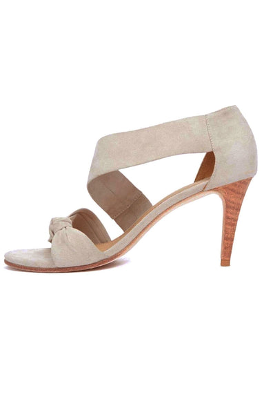 Romina High Heel in Taupe