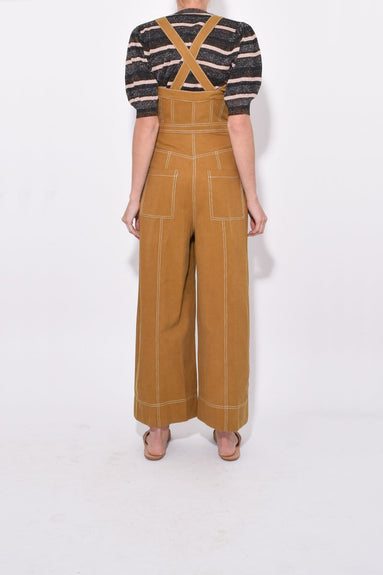 Romy Jumpsuit in Olive