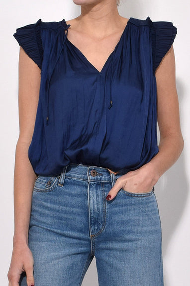Stella Top in Midnight
