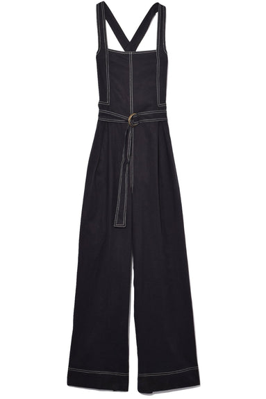 Weston Jumpsuit in Noir