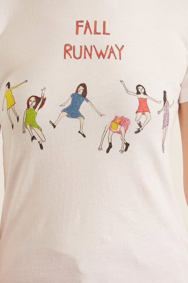 Fall Runway Short Sleeve Tee