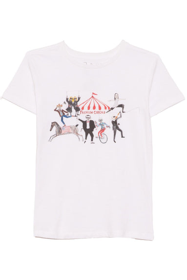 Fashion Circus Short Sleeve Tee