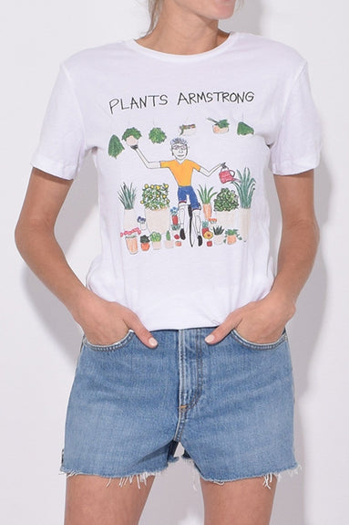 Plants Armstrong Short Sleeve Tee