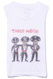 Three Migos Tank Top