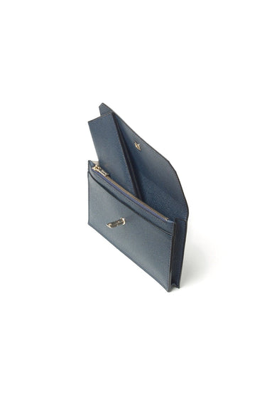 Brera Purse in Petroleum Blue