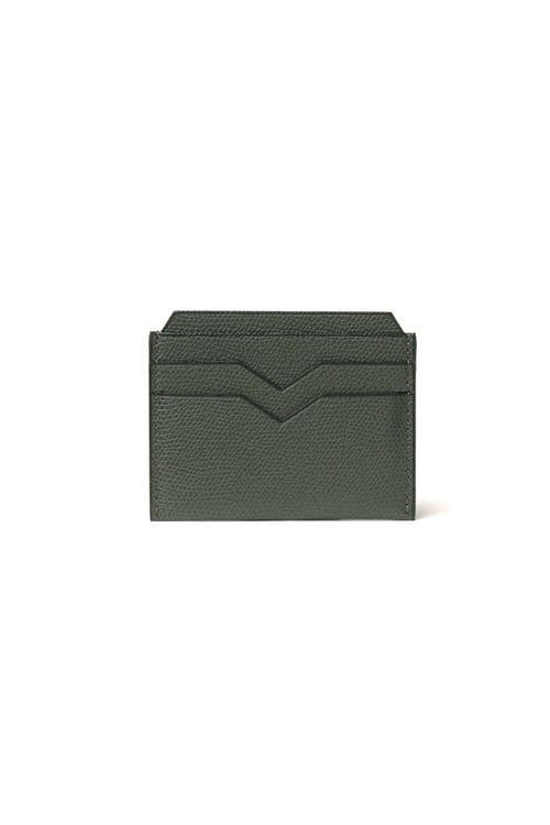 Card Case in Green Militare