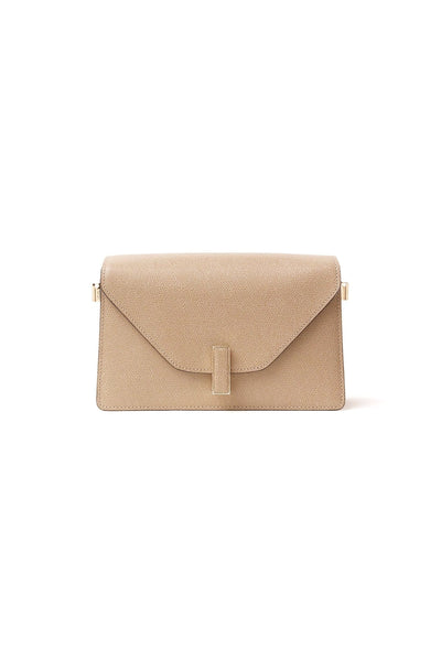 Iside Bag with Shoulder Strap in Powder