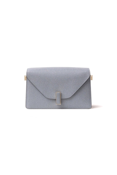Iside Bag with Shoulder Strap in Smokey Blue