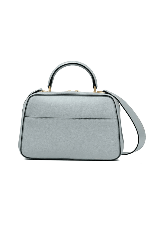 Serie S Medium Bag in Smokey Blue