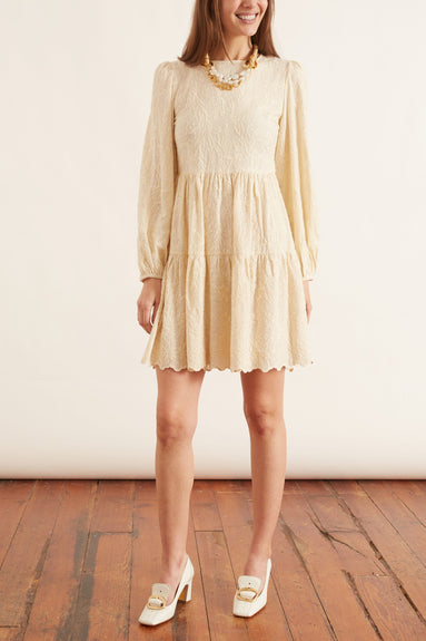 Roseline Dress in Coquille
