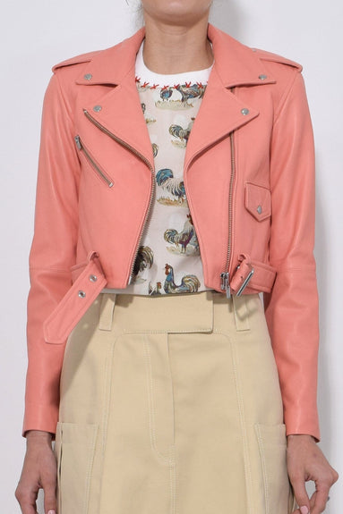 Baby Jane Orion Jacket in Flamingo