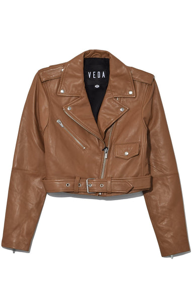 Baby Jane Orion Jacket in Tanlines