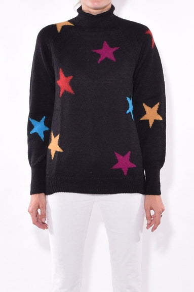 Big Bend Sweater in Star Party