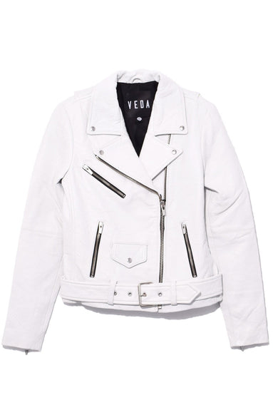 Jayne Classic Jacket in White