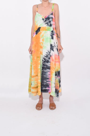 Playa Dress in Summer Tie Dye