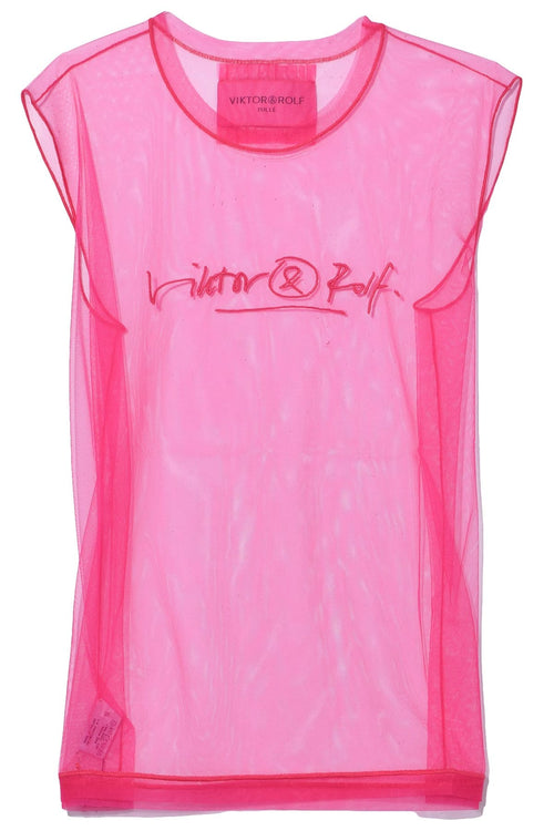 Signed Top in Pink