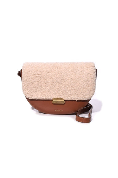 Anna Belt Bag in Baby Beige/Tan