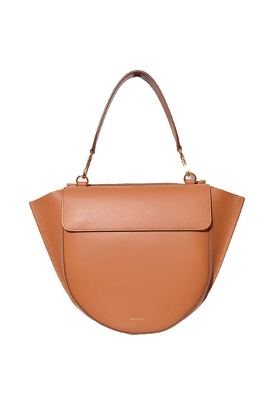 Hortensia Medium Bag in Caramel