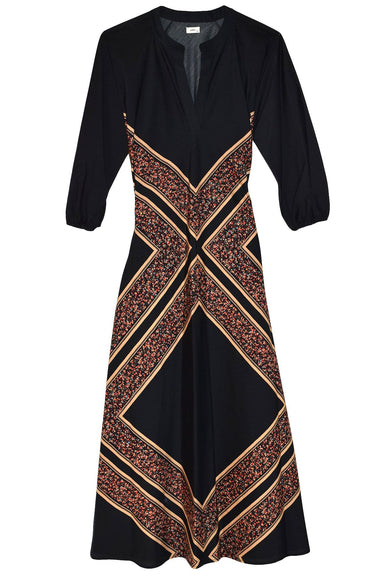 Nomad Dress in Black
