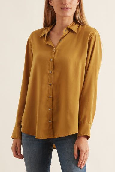 Beau Shirt in Gold Mine