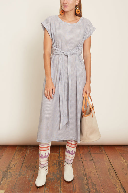 Faye Dress in Coast