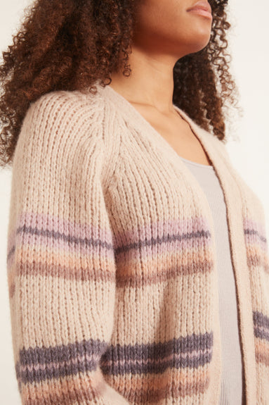 Knit Cardigan in Kirkwood