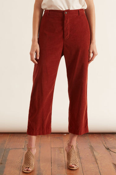 Paley Pant in Amber