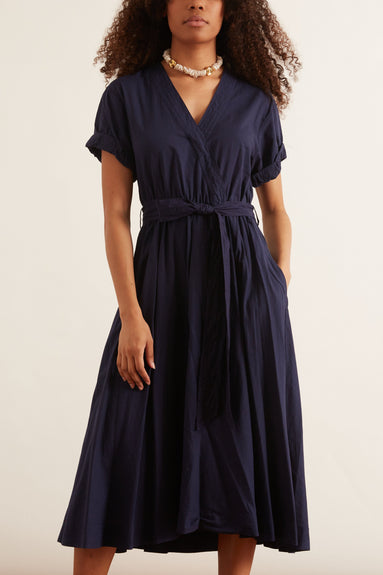 Winslow Dress in Marina Blue