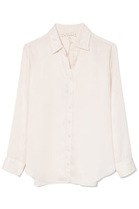Beau Shine Shirt in Cream