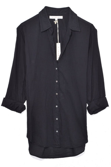 Beau Shirt in Jet Black