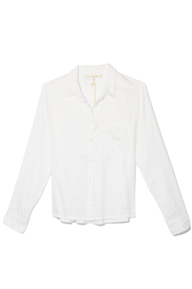 Blaine Shirt in White Wash