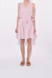 Elouise Dress in Copper Blush