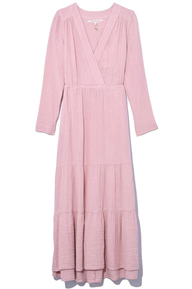 Everly Dress in Pink Quartz